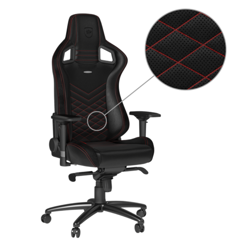 noblechairs EPIC Series Black/Red