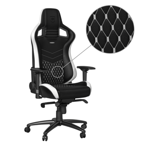 Chaise de Jeu Noblechair NBL-RL-EPC-001 Epic - Black/White/Red