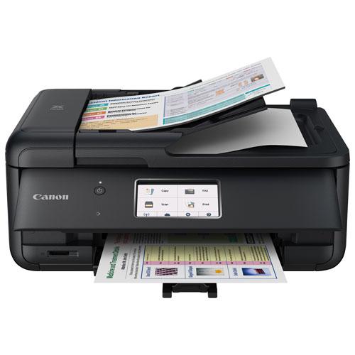 Imprimante à jet d'encre tout-en-un sans fil PIXMA TR8520 de Canon