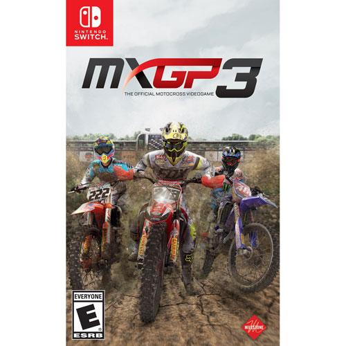 MXGP 3 (Switch) - Anglais