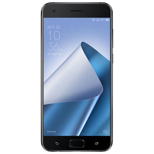 ASUS ZenFone 4 Pro 64GB - Black - Unlocked