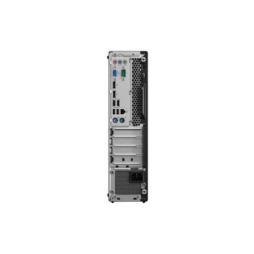 Lenovo ThinkCentre M715s 10MB001NUS Desktop Computer - AMD A-Series A8-9600 3.10 GHz - 8GB DDR4 SDRAM - 1TB HDD - Windows 10