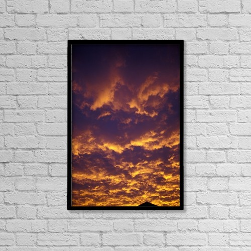 Printscapes Wall Art 12 X 18 Canvas Print With Black Frame