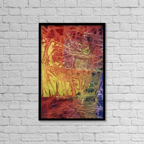 "Printscapes Wall Art: 12"" x 18"" Canvas Print With Black Frame - Other by Elisabeth Witte"
