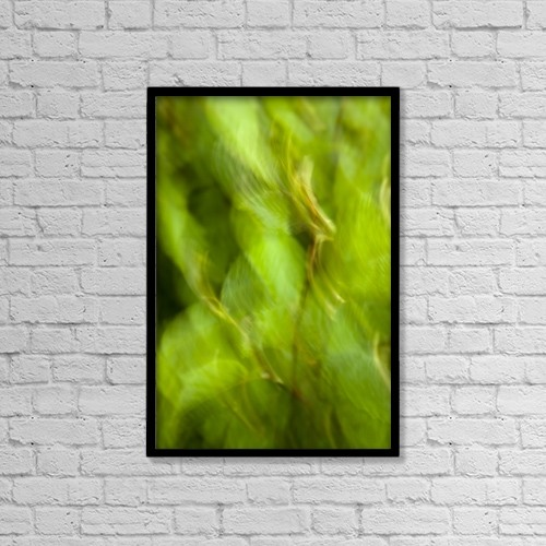 "Printscapes Wall Art: 12"" x 18"" Canvas Print With Black Frame - Creative Imagery by Kevin G. Smith"
