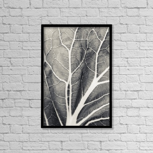 """Printscapes Wall Art: 12"""" x 18"""" Canvas Print With Black Frame - Agriculture by Kevin G. Smith"""