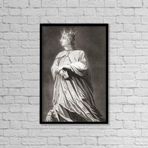 "Printscapes Wall Art: 12"" x 18"" Canvas Print With Black Frame - Jocosa Ramsay Ne by Ken Welsh"