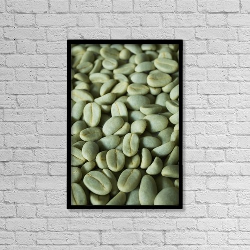 "Printscapes Wall Art: 12"" x 18"" Canvas Print With Black Frame - Food by Charmian Vistaunet"