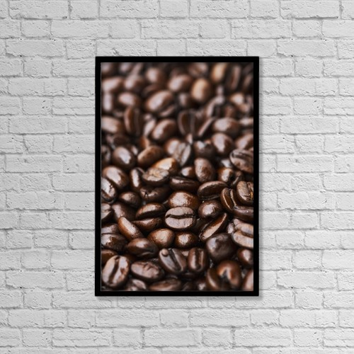 """Printscapes Wall Art: 12"""" x 18"""" Canvas Print With Black Frame - Agriculture by Philip Rosenberg"""