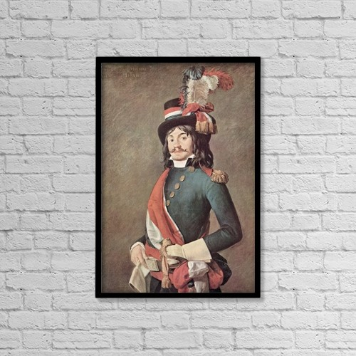 """Printscapes Wall Art: 12"""" x 18"""" Canvas Print With Black Frame - by Ken Welsh"""