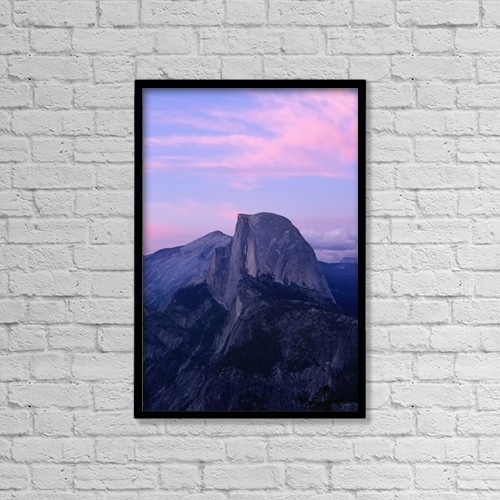 "Printscapes Wall Art: 12"" x 18"" Canvas Print With Black Frame - Scenic by Gina Bringman"