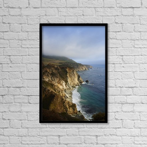 """Printscapes Wall Art: 12"""" x 18"""" Canvas Print With Black Frame - Scenic by Daniel Alexander"""