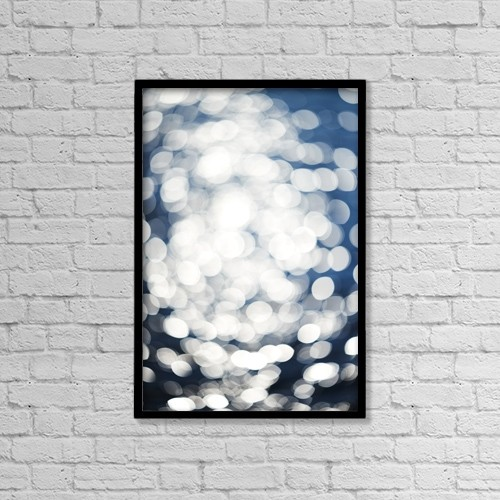 "Printscapes Wall Art: 12"" x 18"" Canvas Print With Black Frame - Nature by Spencer Robertson"