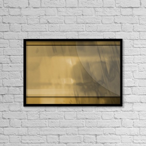 "Printscapes Wall Art: 18"" x 12"" Canvas Print With Black Frame - Other by Tim Antoniuk"