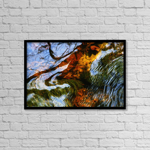 """Printscapes Wall Art: 18"""" x 12"""" Canvas Print With Black Frame - Sports and Recreation by Joanne Baldaia"""