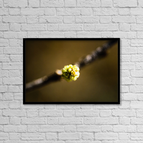 """Printscapes Wall Art: 18"""" x 12"""" Canvas Print With Black Frame - Travel by Ray Laskowitz"""