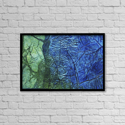 """Printscapes Wall Art: 18"""" x 12"""" Canvas Print With Black Frame - Other by Elisabeth Witte"""