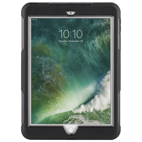 "Griffin Survivor Extreme Rugged Case for iPad 9.7"" 2017 - Black/Translucent"