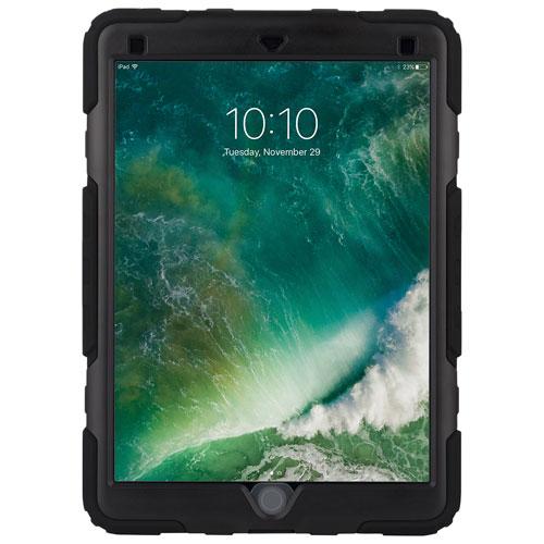 Étui robuste Survivor All-Terrain de Griffin pour iPad Pro de 10,5 po - Noir - Translucide