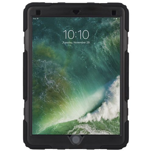 "Griffin Survivor All-Terrain Rugged Case for iPad Pro 10.5"" - Black/Clear"