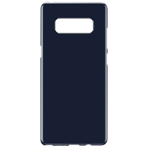 Blu Element Gel Skin Fitted Soft Shell Case for Galaxy Note8 - Navy Blue