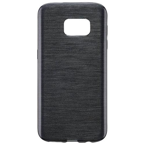 Étui souple ajusté en gel brossé de Blu Element pour Galaxy Note8 - Noir