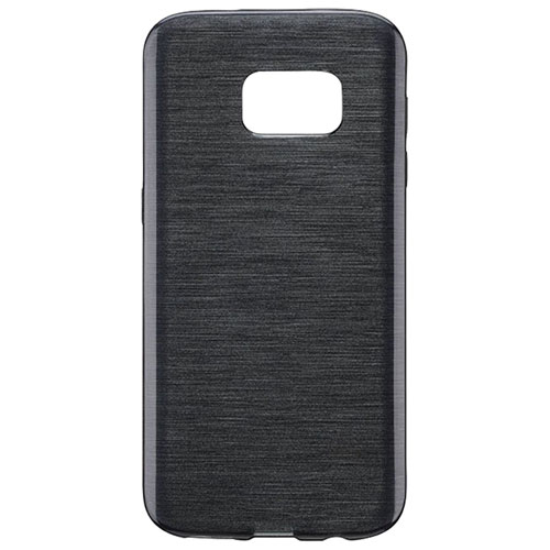 Blu Element Velvet Touch Fitted Soft Shell Case for Galaxy Note8 - Black