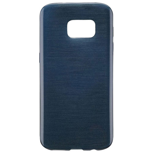 Blu Element Velvet Touch Fitted Soft Shell Case for Galaxy Note8 - Navy Blue