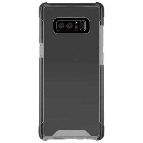 Blu Element DropZone Rugged Fitted Soft Shell Case for Galaxy Note8 - Black