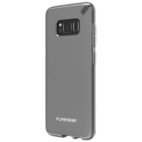 Étui souple ajusté de PureGear pour Galaxy Note8 - Transparent