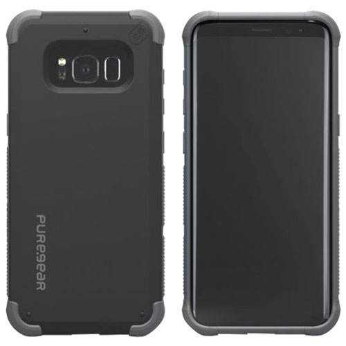Puregear Dualtek Fitted Soft Shell Case for Galaxy Note8