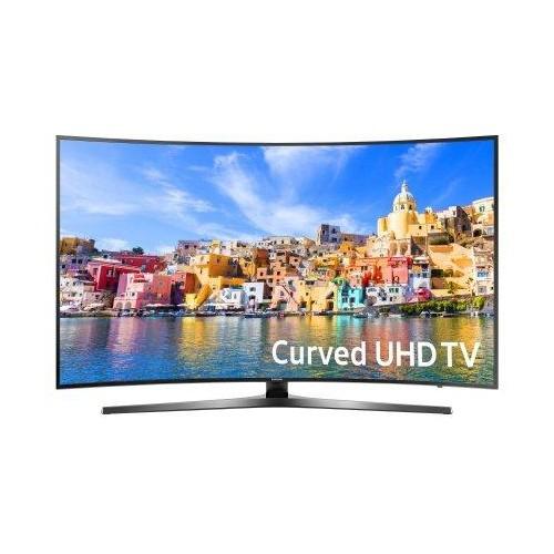 """SAMSUNG 78"""" CLASS CURVED 4K (2160P) SMART LED TV (UN78KU7500 / UN78KU750D ) - REFURBISHED"""