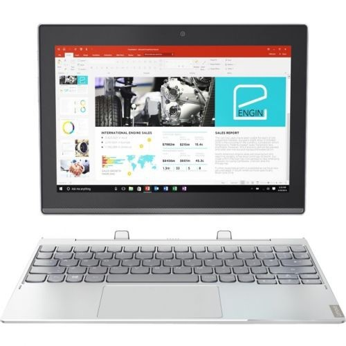 "Lenovo IdeaPad Miix 320-10ICR 10.1"" 2-In-1 Laptop (Intel Atom / 128 Gb Windows 10)"