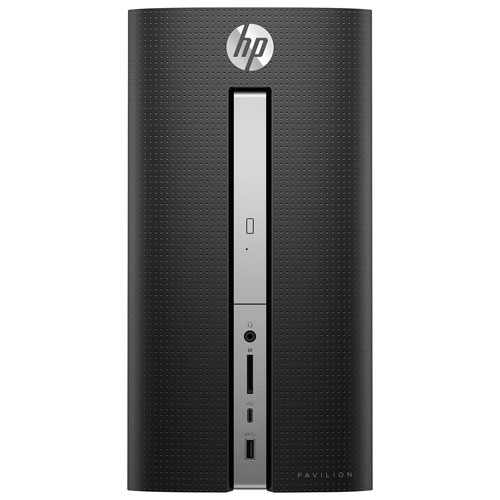 HP Pavilion Desktop PC (AMD A12-9800/2TB HDD/16GB RAM/Windows 10)