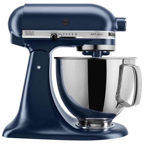 KitchenAid Artisan Tilt-Head Stand Mixer - 5Qt - 325-Watt - Ink Blue KSM150PSIB