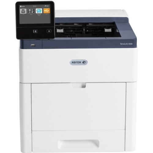 Xerox VersaLink C600/N LED Printer - Color - 1200 x 2400 dpi Print - Plain Paper Print - Desktop