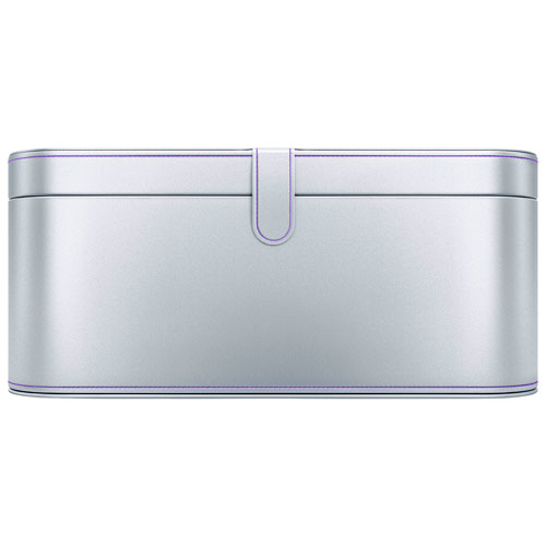 Dyson Supersonic Hair Dryer Case Silver Hair Dryers