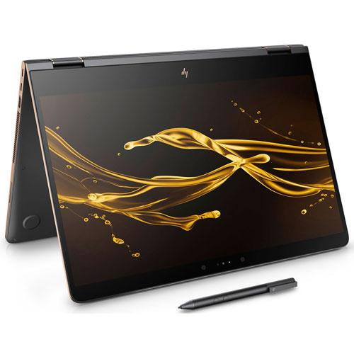 """HP Spectre x360 15.6"""" 2-in-1 Laptop - Silver (Intel Core i7-8550U/512GB SSD/16GB RAM/Windows 10)"""