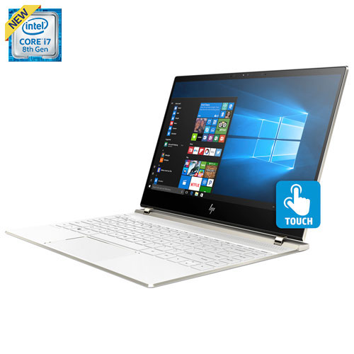 "HP Spectre 13.3"" Laptop - White (Intel Core i7-8550U/256GB SSD/8GB RAM/Windows 10)"