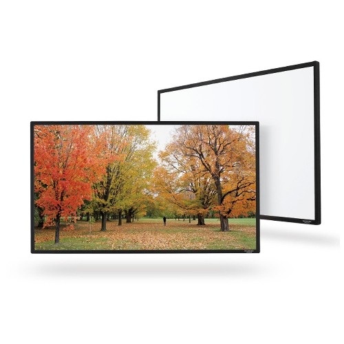 "Grandview LF-PE100 Permanent Fixed-Frame Edge Series 100"" Projector Screen"