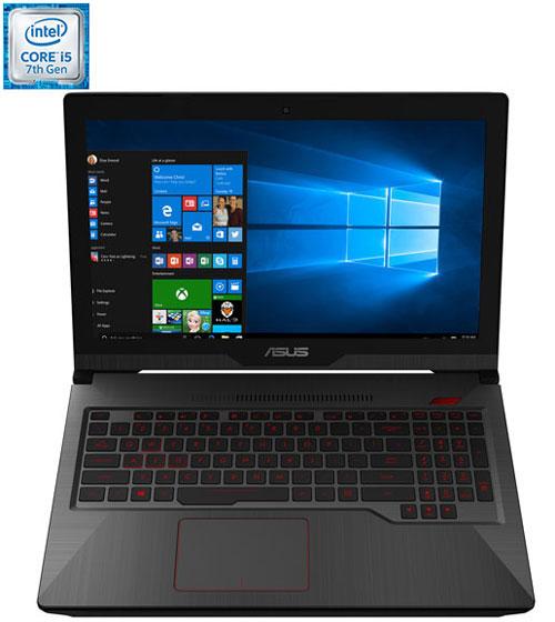 "ASUS 15.6"" Gaming Laptop - Black (Intel Core i5-7300HQ / 1TB HDD / 12GB RAM / Windows 10)"