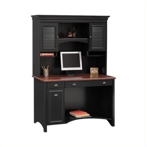 Bush Computer Desk Wc5391pkg Black Desks
