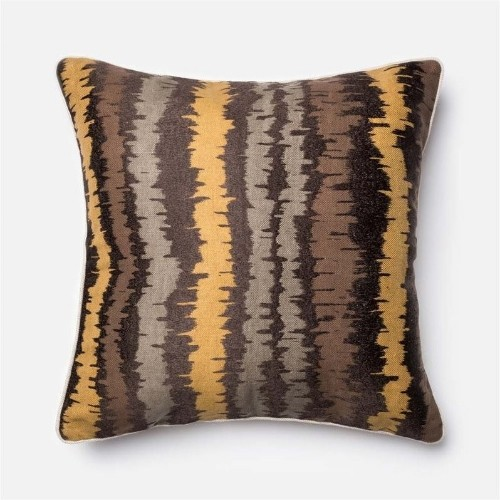 Loloi 40'400 X 40'400 Down Pillow In Brown Decorative Pillows Best Amazing Cheap Decorative Pillows Under 10