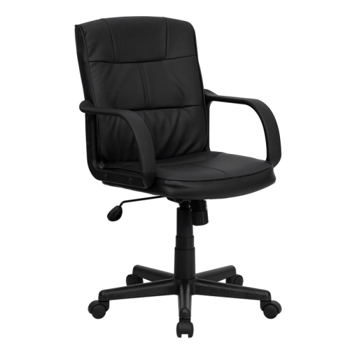 Flash Furniture Mid Back Office Chair, Who Makes Flash Furniture
