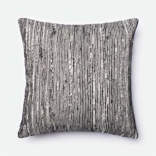 Loloi 40'400 X 40'400 Cotton Down Pillow In Black Decorative Pillows Gorgeous Cheap Decorative Pillows Under 10