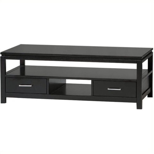 Sensational Pemberly Row Contemporary Coffee Table In Black Inzonedesignstudio Interior Chair Design Inzonedesignstudiocom