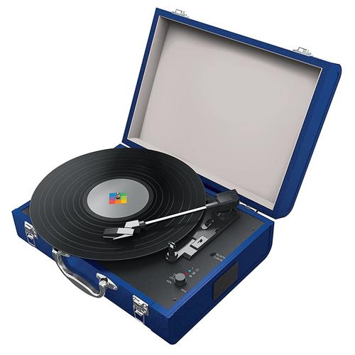 Tourne-disque Bluetooth PBT4001 de Polaroid