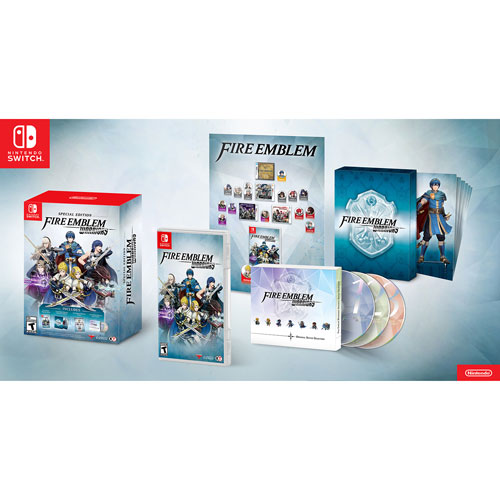 Fire Emblem Warriors Édition spéciale (Switch)