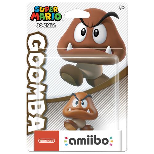 amiibo Super Mario Goomba