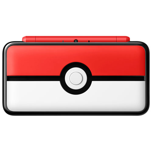 Nintendo 2DS XL - Poke Ball Edition